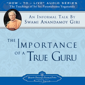 The Importance of a True Guru