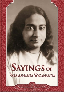 Sayings of Paramahansa Yogananda - English