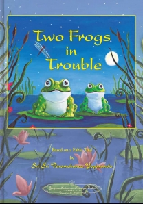 Two Frogs in Trouble - English