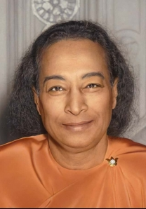 Paramahansa Yogananda Last Smile photo