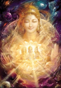 Prakriti, Cosmic Mother Nature, and Her Universal Work of Creation