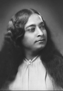 Paramahansa Yogananda in Washington, D.C., 1926