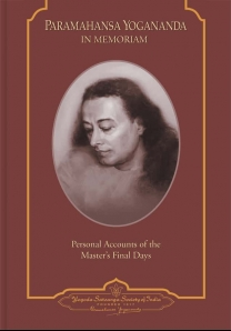 Paramahansa Yogananda: In Memoriam - English