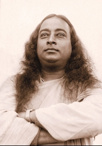 Paramahansa Yogananda in Mysore, India