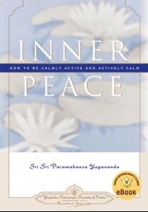 Inner Peace - English eBook