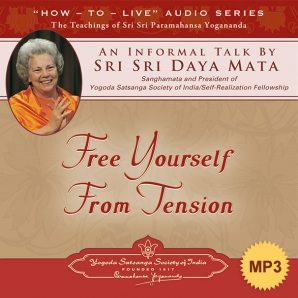 Free Yourself From Tension - MP3