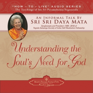 Understanding the Soul's Need for God
