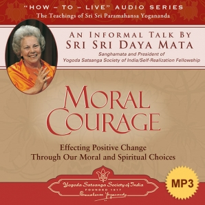 Moral Courage - MP3