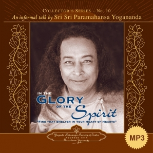 In the Glory of the Spirit-MP3